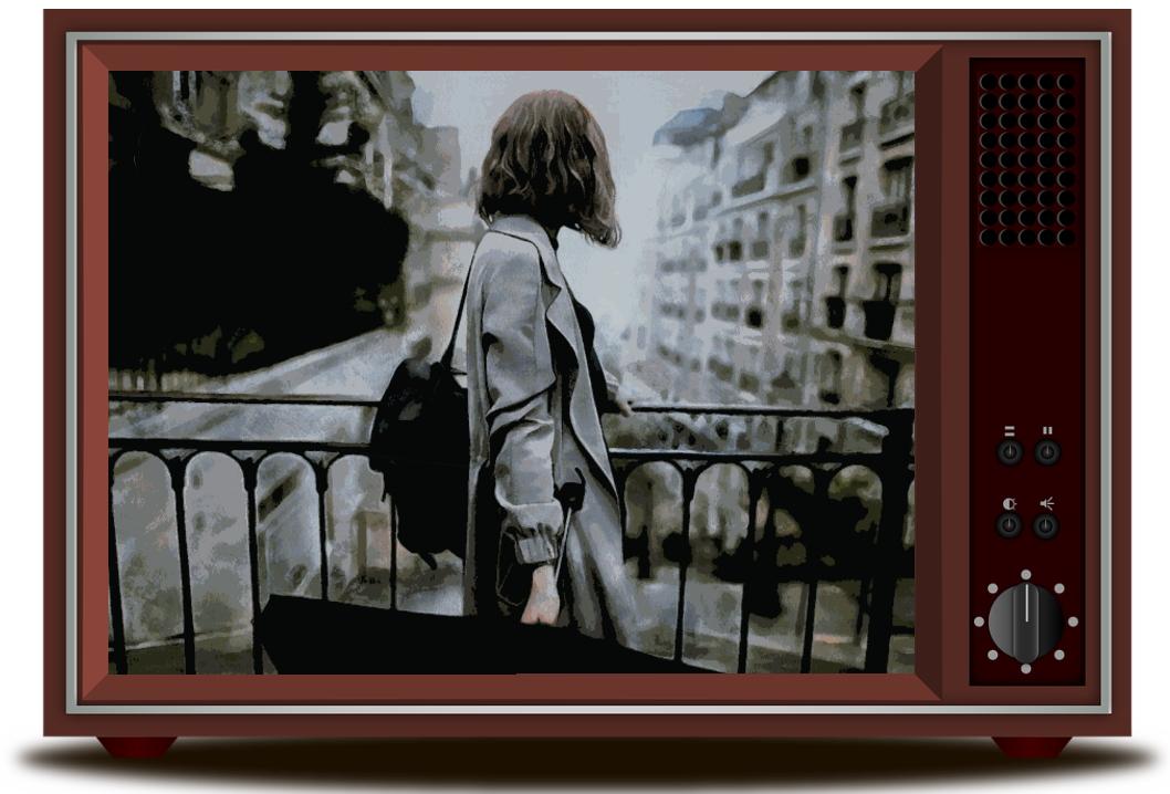 愛に背を向けた女が本当の愛を知る・・ドラマ「雨あがりの女」